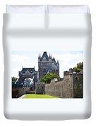 Tower Tower Duvet Cover