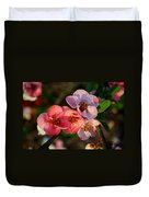 Toyo Nishiki Quince Duvet Cover