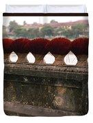 Traditional Hue Duvet Cover