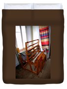Traditional Weavers Loom Duvet Cover