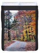 Trail Enlightenment Duvet Cover