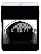 Traitors Gate And Ghostly Images  Duvet Cover