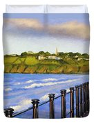 Tramore County Waterford Duvet Cover