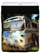 Transit Bus2 Duvet Cover
