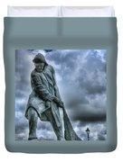 Trawlermens Memorial 2 Duvet Cover
