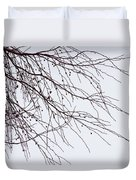 Tree Branch Nature Abstract Duvet Cover
