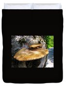 Tree Fungus 1 Duvet Cover