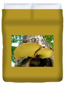 Tree Fungus 2 Duvet Cover