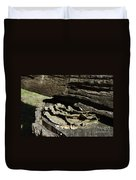 Tree Growth Duvet Cover