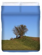 Tree In The Country Duvet Cover