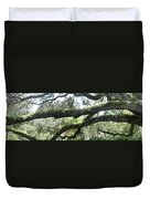Tree Of Life Panorama Duvet Cover