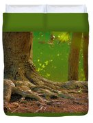 Tree Roots Duvet Cover