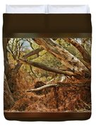 Tree Woods Duvet Cover
