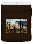 Trees In Nature Duvet Cover