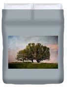 Trees Of Life Duvet Cover