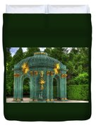 Trellis At Schloss Sanssouci Duvet Cover