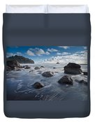 Trinidad Afternoon Duvet Cover