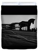 Trojan Horse  Duvet Cover