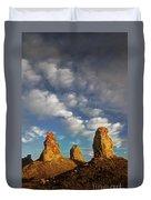 Trona Pinnacles 5 Duvet Cover