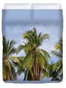 Tropical Cliche Duvet Cover