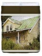 Tropical Cottage Duvet Cover