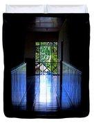 Tropical Lighting Duvet Cover