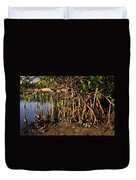 Tropical Mangroves Duvet Cover