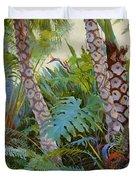 Tropical Underwood Duvet Cover