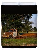 Truck And Tank 3 Duvet Cover