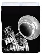 Trumpet Up Front Duvet Cover