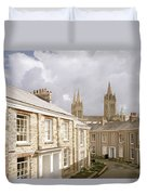 Truro Cathedral Duvet Cover