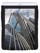 Trylon Towers Duvet Cover