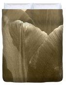 Tulip Named Passionale Duvet Cover