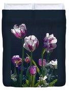 Tulip Springtime Memories Duvet Cover