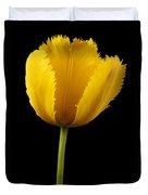 Tulipa Jaune Duvet Cover
