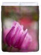 Tulips Impression Duvet Cover
