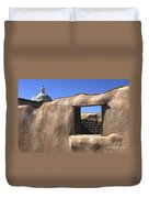 Tumacacori Arizona Duvet Cover