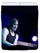 Tuomas Holopainen - Nightwish  Duvet Cover