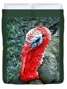 Turkey Brawn  Duvet Cover