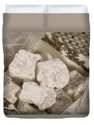 Turkish Delight In A Box Duvet Cover