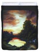 Turner's Sunrise Duvet Cover