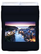 Twilight Glow Staithes Duvet Cover