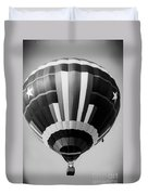 Two Star Balloon Duvet Cover