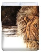 Ubathi Boss Duvet Cover