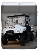 Uc Berkeley Campus Police Buggy  . 7d10184 Duvet Cover