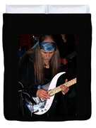 Uli Jon Roth At The Grail 2008 Duvet Cover