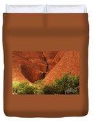 Uluru Australia 4 Duvet Cover