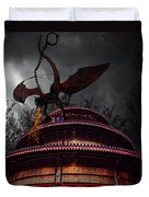 Unchained Protector Duvet Cover