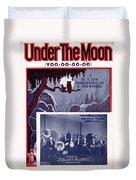 Under The Moon 2 Duvet Cover