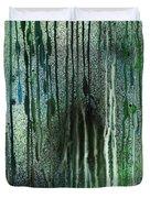 Underwater Forest Duvet Cover